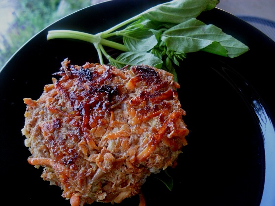 REcipe for sweet potato cakes