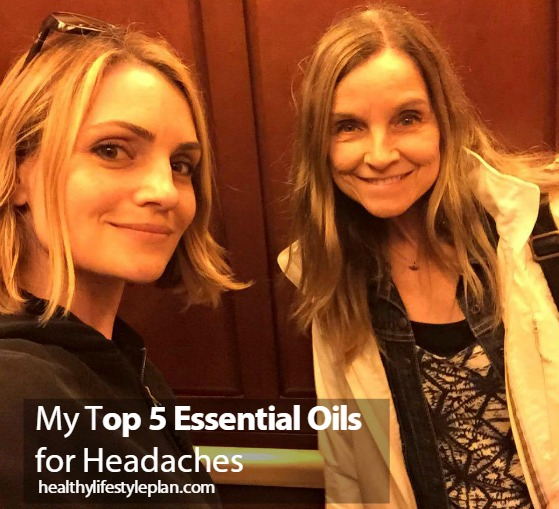 essential oils to support headaches