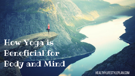 Yoga benefits the body and mind