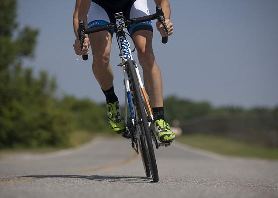 Bike to work each day