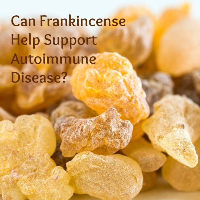 How Frankincense Can Be Used To Treat Autoimmune Disease