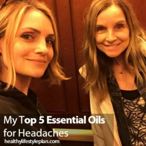 My Top 5 Essential Oils for Headaches