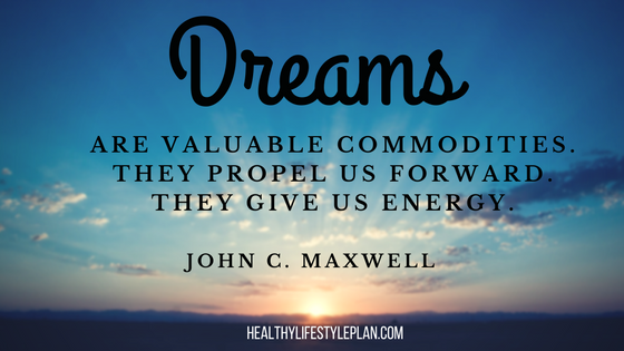 Dreams quote by John C. Maxwell